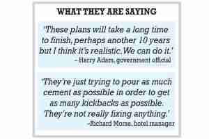 Ambitious plan to rebuild quake-hit city pull quote