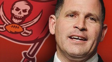 BUCS HIRE RUTGERS' GREG SCHIANO AS NEW COACH
