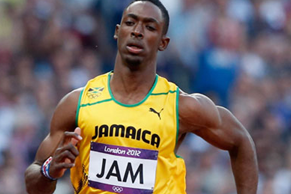 Bailey-Cole wins in Bolt's absence
