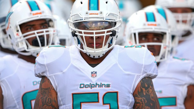 Revamped OL will be Dolphins' focus in camp