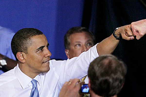 When it comes to preventing the spread of germs, maybe the president is on to something with his fondness for fist bumps