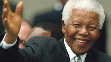 President renames Africa  program for Nelson Mandela