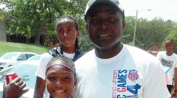 You  are the  salt  Fastest girl in Florida brings home gold, silver from Jr. Olympics  the  Earth